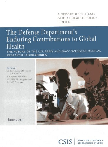 The Defense Department's Enduring Contributions to Global Health