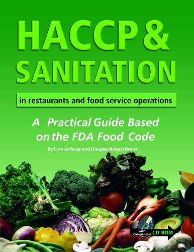 HACCP & Sanitation in Restaurants & Food Service Operations
