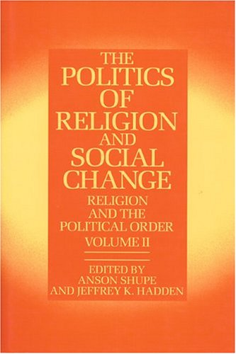 Politics of Religion and Social Change