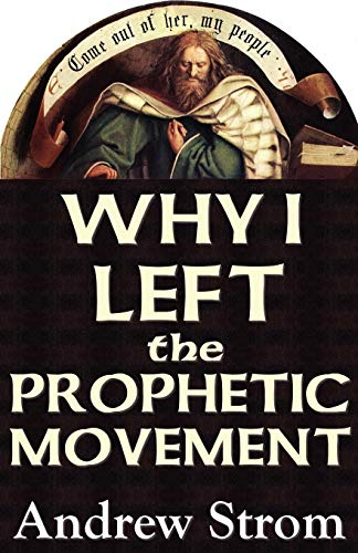 """Why I Left the Prophetic Movement.. Gold Dust & """"Laughing Revivals"""".. to Heed John Paul Jackson, Patricia King & Todd Bentley, or Men Like Leonard Ravenhill & David Wilkerson ?"""