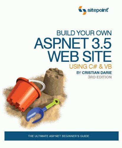 Build Your Own ASP.Net 3.5 Website Using C# and VB