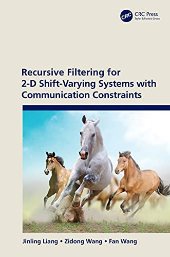 Recursive Filtering for 2-D Shift-Varying Systems with Communication Constraints