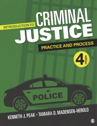 Bundle: Peak: Introduction to Criminal Justice 4e (Paperback) + Schmalleger: A Guide to Study Skills and Careers in Criminal Justice and Public Security (Paperback)