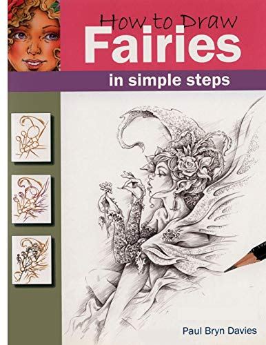 How to Draw Fairies In Simple Steps