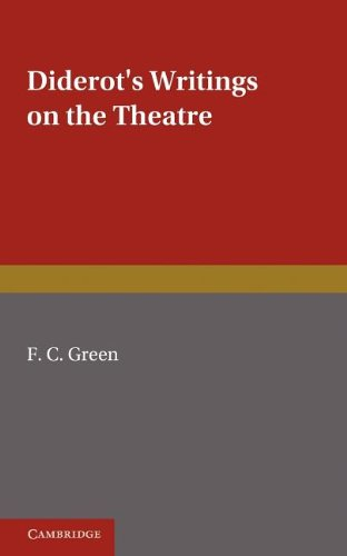 Diderot's Writings on the Theatre