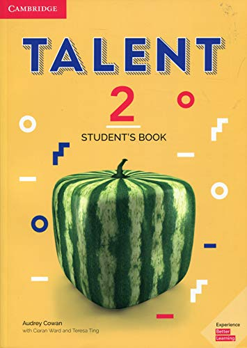 Talent Level 2 Student's Book