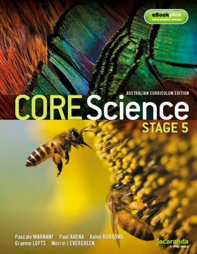 Core Science Stage 5