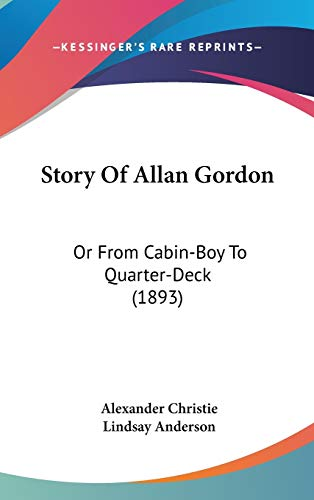 Story Of Allan Gordon