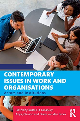 Contemporary Issues in Work and Organisations