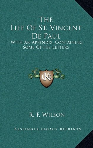 The Life of St. Vincent de Paul