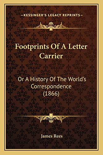 Footprints Of A Letter Carrier