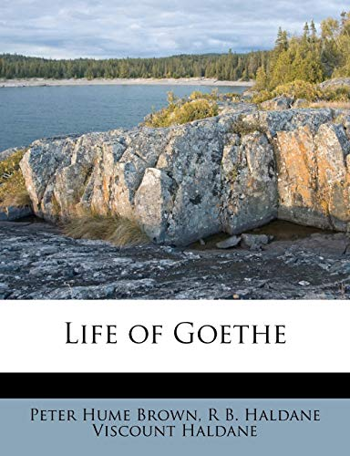 Life of Goethe