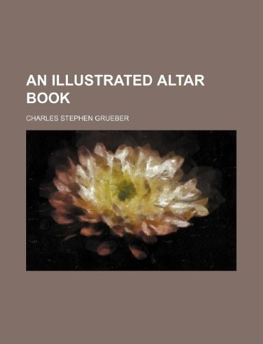 An Illustrated Altar Book