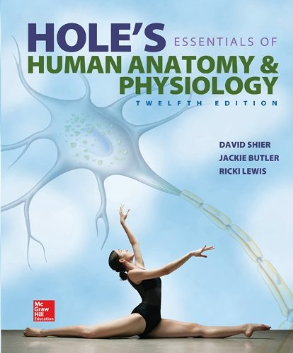 Combo: Hole's Essentials of Human Anatomy & Physiology with Student Study Guide