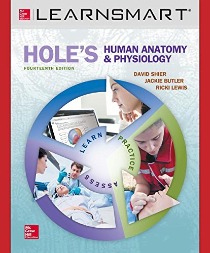 Learnsmart Standalone Access Card for Hole's Human Anatomy & Physiology
