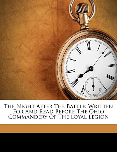 The Night After the Battle