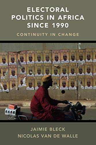 Electoral Politics in Africa since 1990