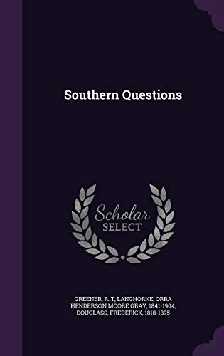 Southern Questions