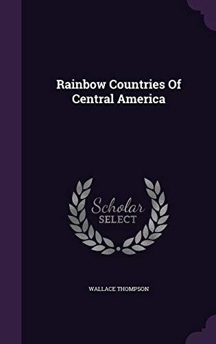 Rainbow Countries of Central America