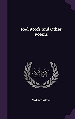 Red Roofs and Other Poems