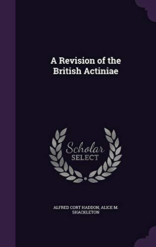 A Revision of the British Actiniae