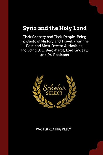 Syria and the Holy Land