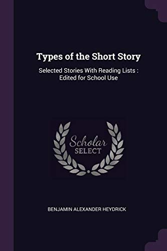 Types of the Short Story