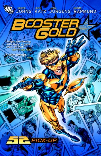 Booster Gold 52 Pick Up TP