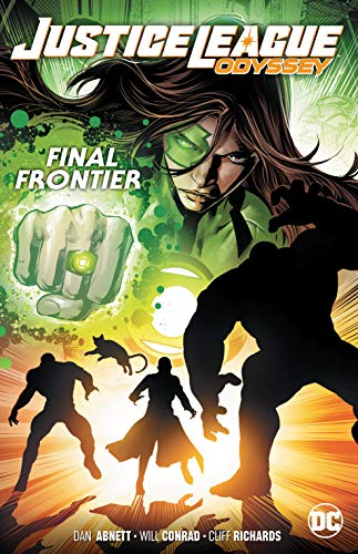 Justice League Odyssey Volume 3: Final Frontier
