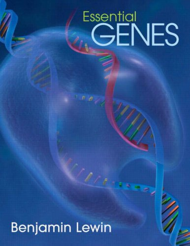 Valuepack: Molecular Biology of the Gene: International Edition with Essential Genes: United States Edition