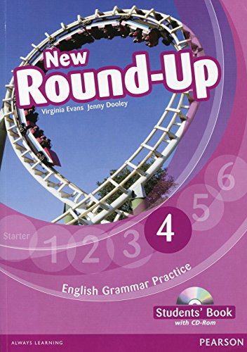 Round Up Level 4 Students' Book/CD-Rom Pack