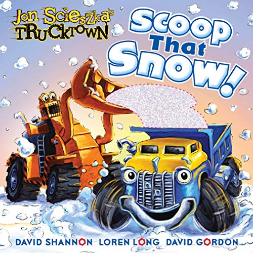 Scoop That Snow!