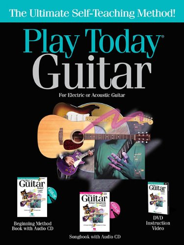 Play Today Guitar Complete Kit
