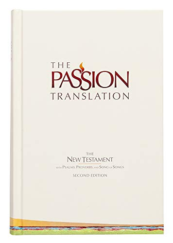 Tpt New Testament with Psalms Proverbs and Song of Songs (2nd Edition) Ivory