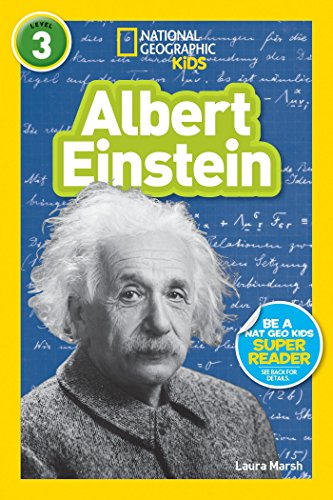 National Geographic Kids Readers: Albert Einstein