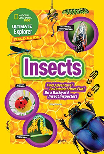 Ultimate Explorer Field Guide: Insects