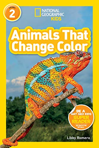 Animals That Change Color (L2)