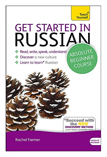 Get Started in Russian Absolute Beginner Course