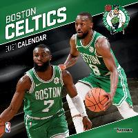 Boston Celtics 2021 12x12 Team Wall Calendar