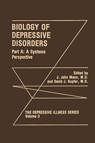 Biology of Depressive Disorders. Part A