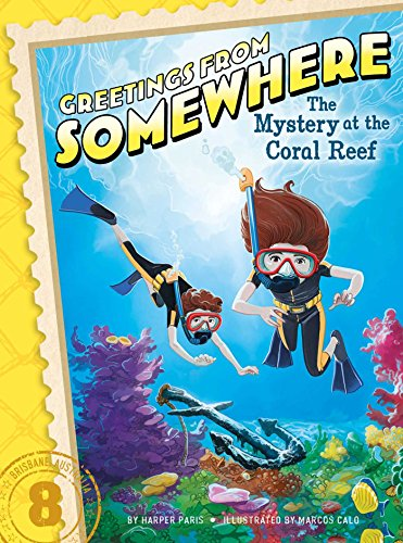 The Mystery at the Coral Reef, Volume 8