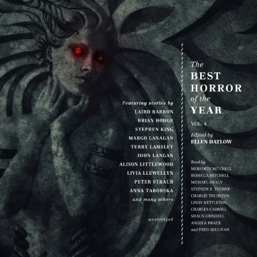 The Best Horror of the Year, Volume Four
