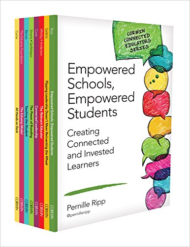 Bundle: Corwin Connected Educators Series: Fall 2014