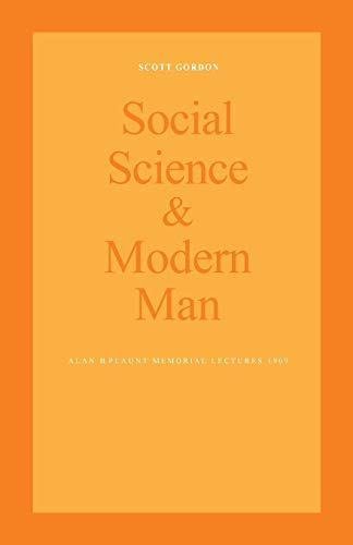 Social Science and Modern Man