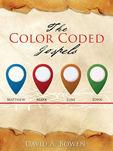 The Color Coded Gospels