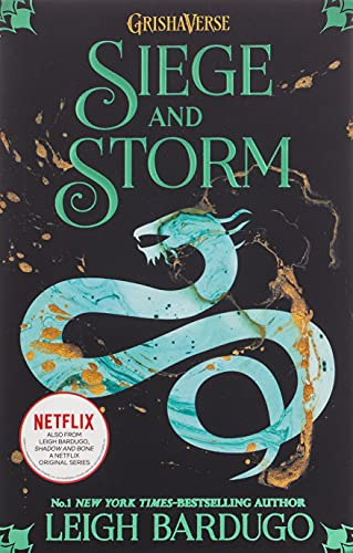 Shadow and Bone: Siege and Storm