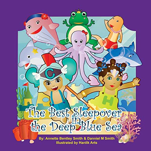 The Best Sleepover In The Deep Blue Sea