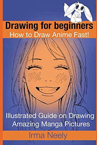 Drawing for beginners. How to Draw Anime Fast!