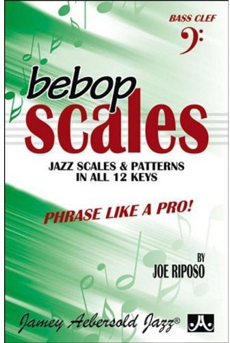 Bebop Scales (Bass Clef Instruments)
