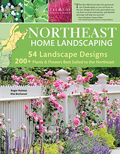 Northeast Home Landscaping, 3rd Edition